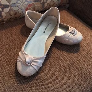Nude Flat Shoe